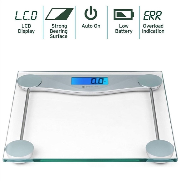 Digital Body Weight Scale